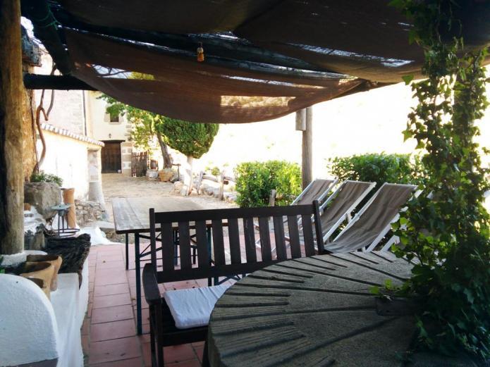 El jard n mediterr neo casa rural en la torre d en besora - El jardin mediterraneo ...