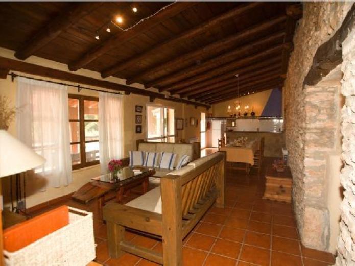 Hort del viver casa rural en san jorge castell n clubrural - Casa rural castellon jacuzzi ...