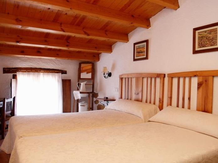 Mas de sant pau casa rural en albocacer castell n - Chimeneas en castellon ...