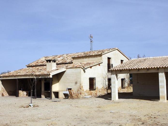 Casa flor casa rural en casasimarro cuenca clubrural for Casa rural priego cuenca