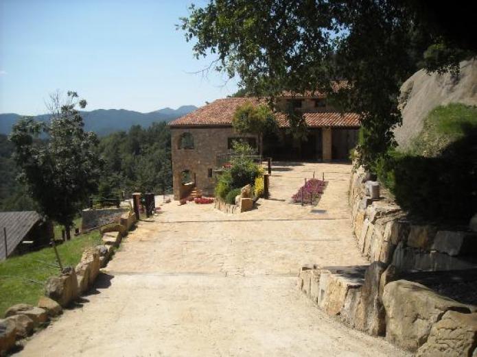Mas isoles casa rural en ripoll girona clubrural - Casa rural mas rosello ...