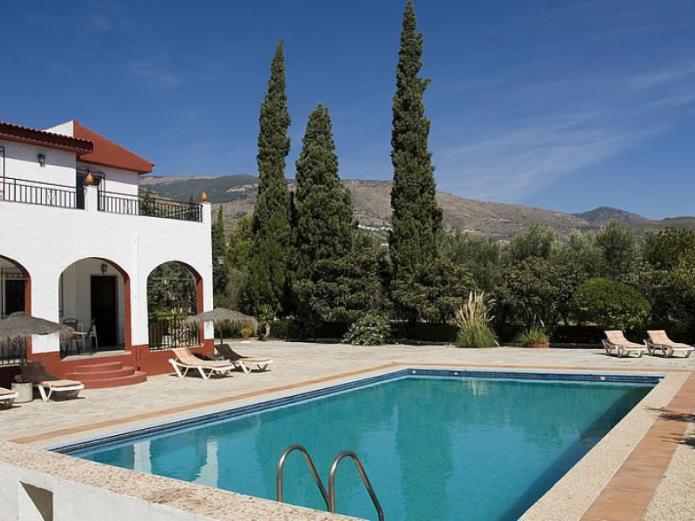 Cortijo puerta casas rurales casa rural en orgiva granada clubrural - Granada casa rural ...