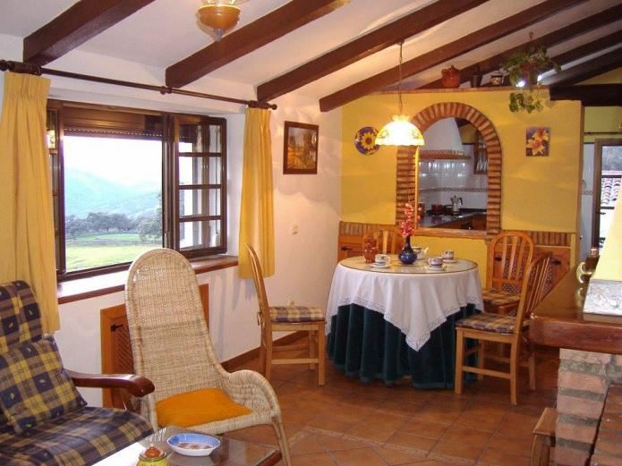 El balcon de la sierra casa rural en aracena huelva clubrural - Casas rurales sierra de aracena ...
