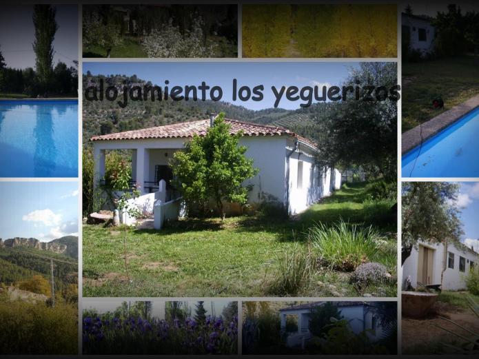 f22c10408bbbf Alojamiento Rural Los Yegüerizos