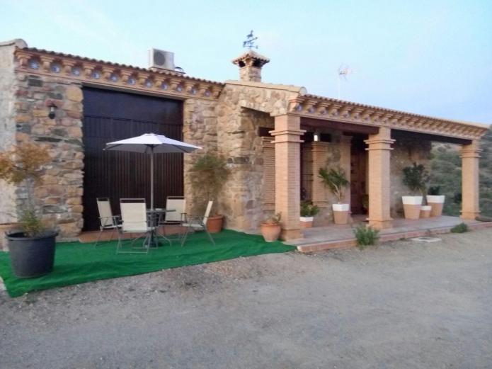 Casa rural de piedra casa rural en andujar ja n clubrural - Casas rurales jaen ...