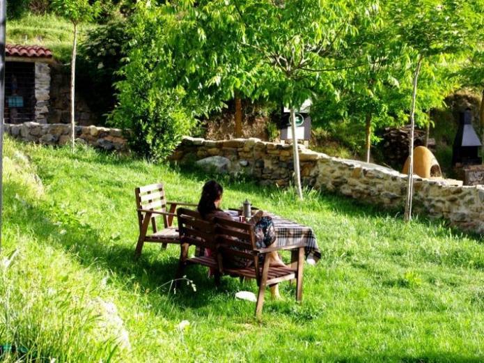 Riojania casa rural en munilla la rioja clubrural - Jardines de azahar rioja ...