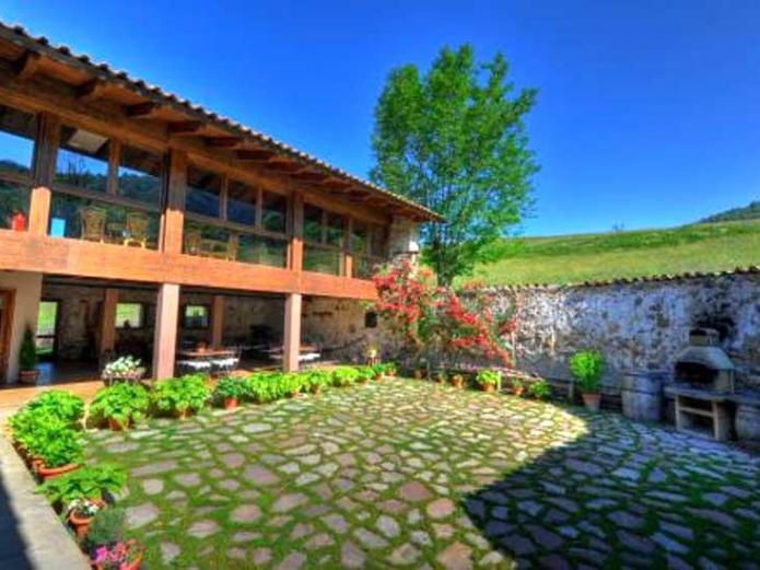 Casa del batlle apartamento rural en vall de boi ta l lleida clubrural - Casa rural vall de boi ...