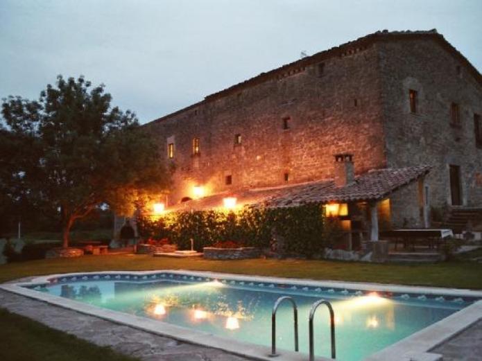 Casa miralles casa rural en pinos lleida clubrural - Casas rurales lleida piscina ...