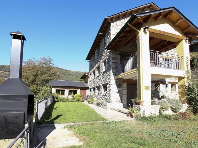 El jard casa rural en ribera d urgellet lleida clubrural - Casas rurales lleida piscina ...