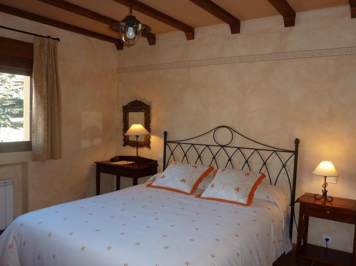 La escala hotel rural en manzanares el real madrid - Casa rural manzanares ...