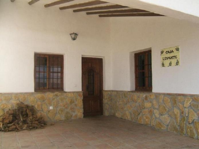 Casa levante casa rural en almachar m laga clubrural - Casa rural almachar ...