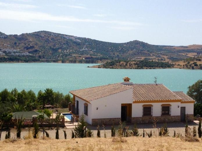 La Solana De Domingo Casa Rural En Viñuela Málaga Clubrural