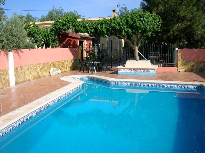 Casa rural liron casa rural en lorca murcia clubrural - Casa rural murcia piscina climatizada ...