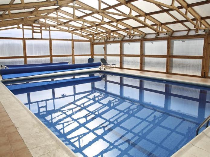 Casas huerta pinada i y ii casa rural en pliego murcia - Casa rural murcia piscina climatizada ...