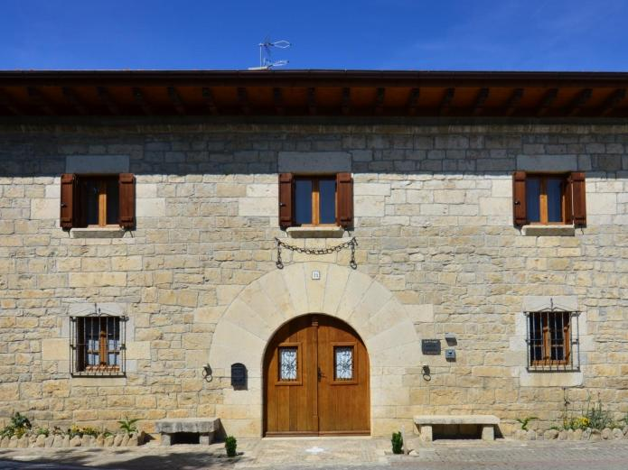 Casa de la cadena hotel rural en asi in navarra clubrural - Casa de la cadena ...