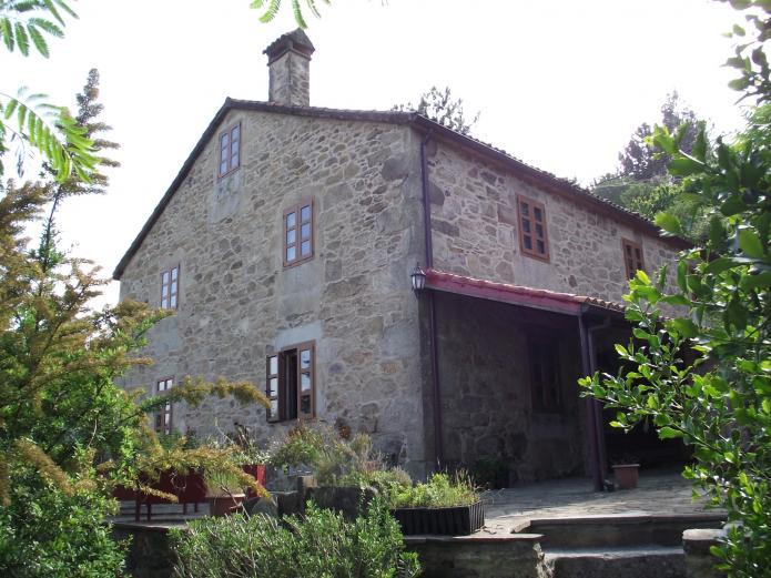 casa da laxe, casa rural en silleda, pontevedra - clubrural