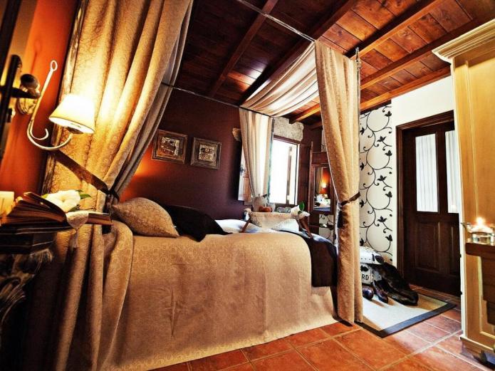 Casa da mui eira casa rural en cambados pontevedra clubrural - Casa rural cambados ...