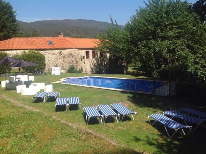 Casa rural pazo larache casa rural en vilaboa pontevedra clubrural - Alquiler casa vilaboa pontevedra ...