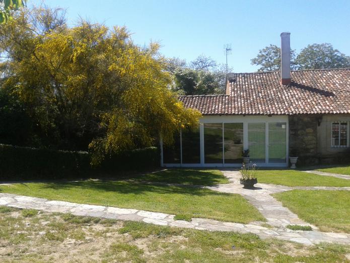 Casa vixide casa rural en lalin pontevedra clubrural - Casa rural lalin ...