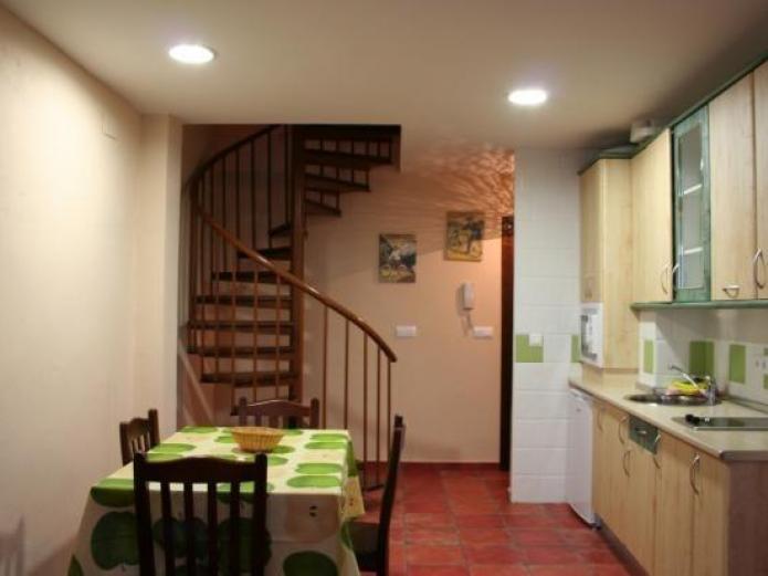 Apartamentos Vallejera Apartamento Rural En Vallejera De
