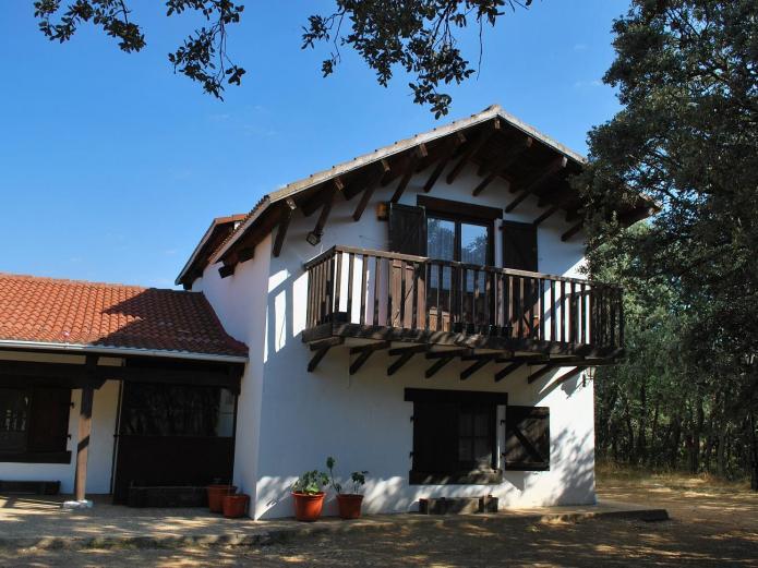 Casa rural el bosque casa rural en riaza segovia clubrural - Casa rural xalet de prades ...