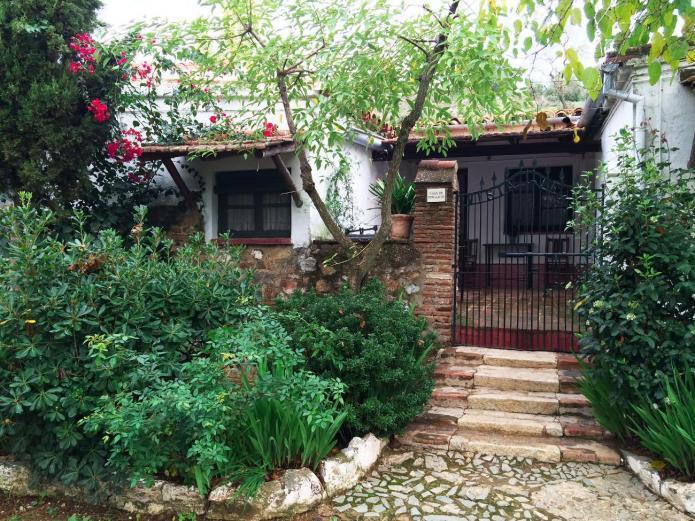 El berrocal alojamientos rurales en cazalla de la sierra sevilla clubrural - Casas en cazalla de la sierra ...