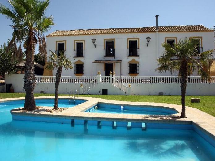 Hacienda santa ana casa rural en carmona sevilla clubrural - Casa rural carmona ...