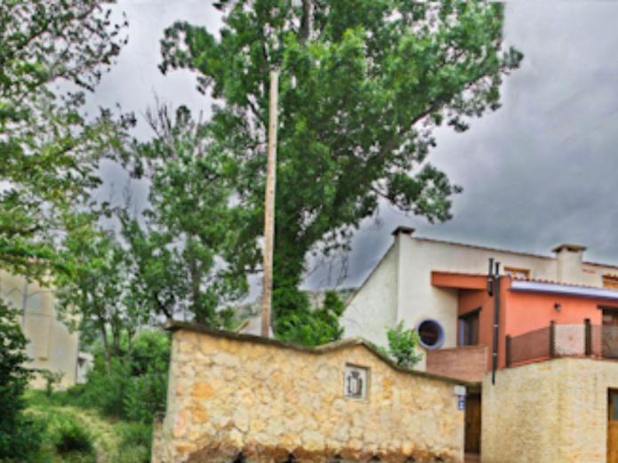 Casa rural los chorros casa rural en ca izar del olivar teruel clubrural - Casas rurales teruel con piscina ...