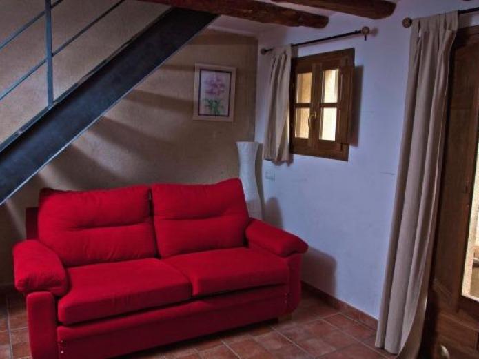 La morada del cura apartamento rural en fuentespalda teruel clubrural - La casa del cura teruel ...