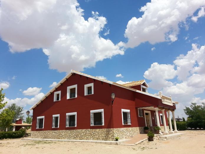 Casa rural villanova casa rural en villanueva de bogas toledo clubrural - Casa rural toledo piscina ...