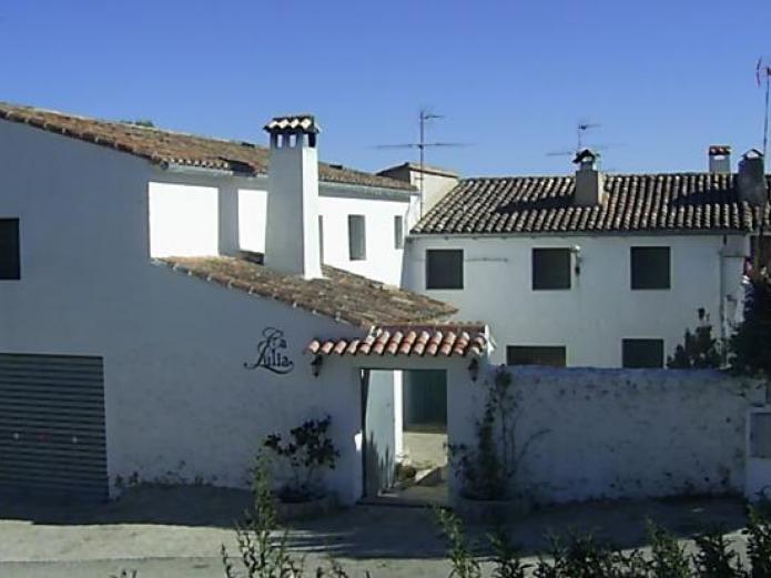 Ca julia casa rural en enguera valencia clubrural - Ofertas casas rurales valencia ...