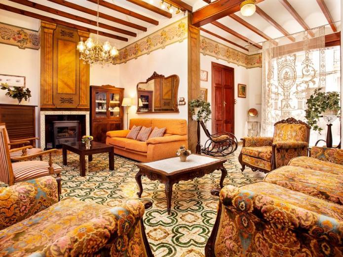Ca olivares casa rural en alqueria de la condesa valencia clubrural - Ofertas casas rurales valencia ...