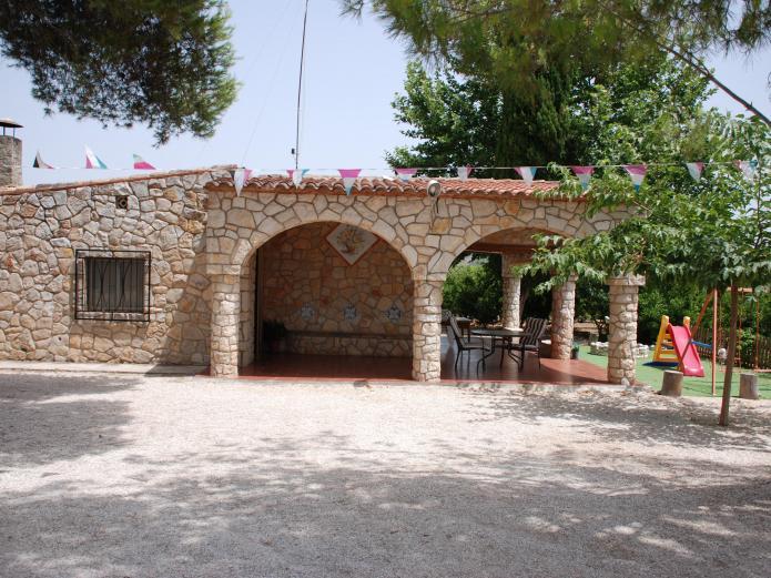 El carrascal vivienda vacacional en anna valencia for Piscina el carrascal