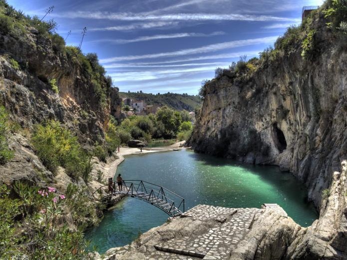 El puente rural vivienda vacacional en bolbaite valencia clubrural - Ofertas casas rurales valencia ...