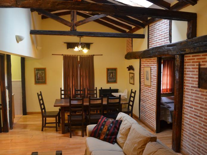 Caserio angoitia casa rural en zeanuri vizcaya clubrural - Casas rurales pais vasco alquiler integro ...
