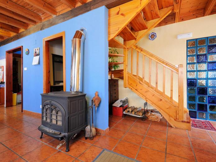 La casa de madera casa rural en arrieta vizcaya clubrural - Casa rural de madera ...