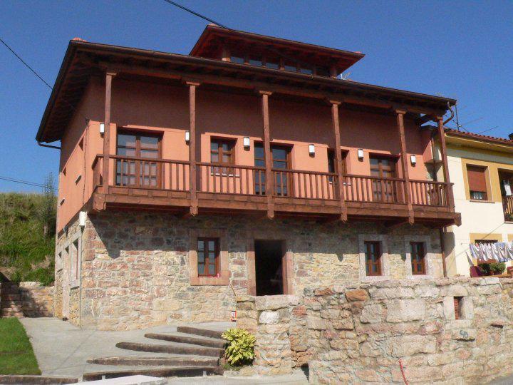 Casa de aldea la gantal casa rural en pe erudes asturias clubrural - Casas de aldea asturias ...