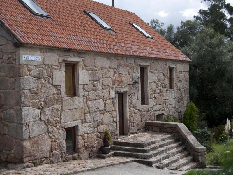 Casa rural san cibr n casa rural en carnota a coru a clubrural - Casa rural san cibran ...
