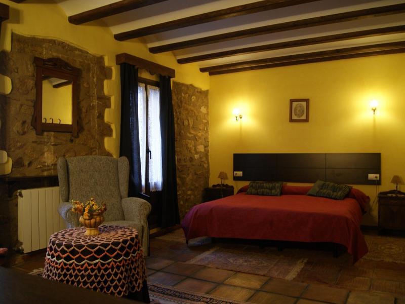 Casa pilar casa rural en castell de castells alicante for Hoteles interior alicante