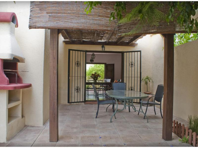 Casa jacaranda vivienda vacacional en san jose almer a clubrural - Alquiler de casas en san jose almeria ...