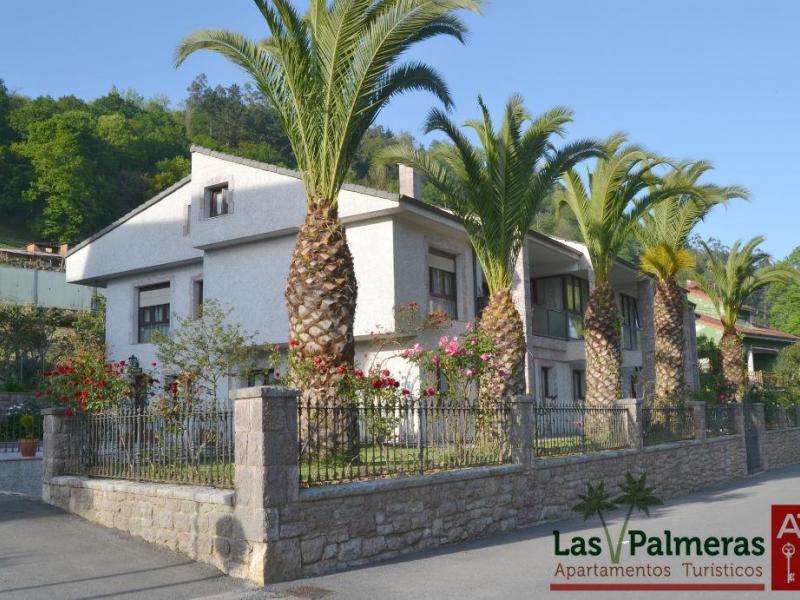 Apartamentos las palmeras apartamentos tur sticos en - La casa de las palmeras ...