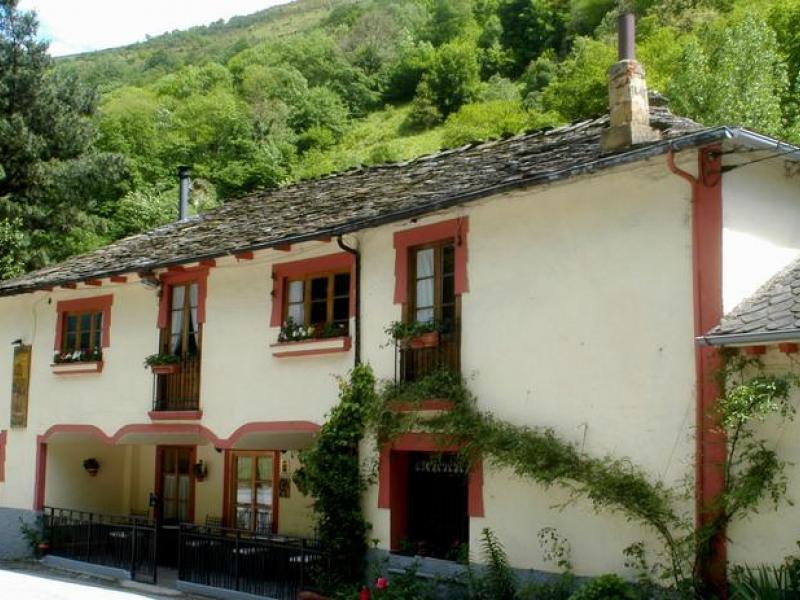 Casa de aldea la pescal casa rural en cangas del narcea asturias clubrural - Casas de aldea asturias ...