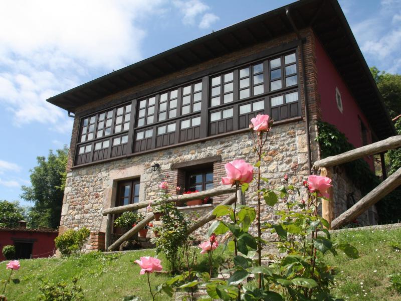 Casa rural el trechal casa rural en fuentes asturias - Casas rurales fuente el ojico ...