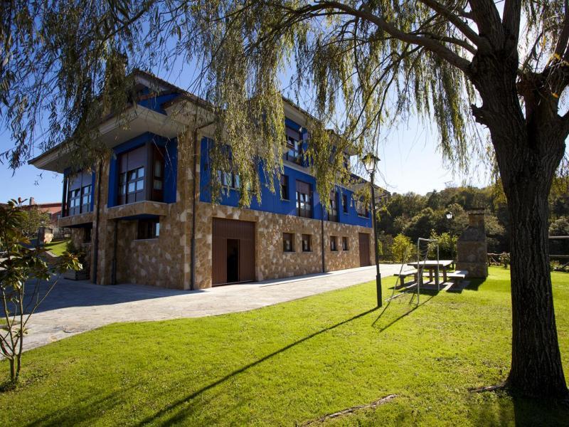 El pongallin casa rural en sevares asturias clubrural for Casas rurales en asturias con piscina y cerca dela playa