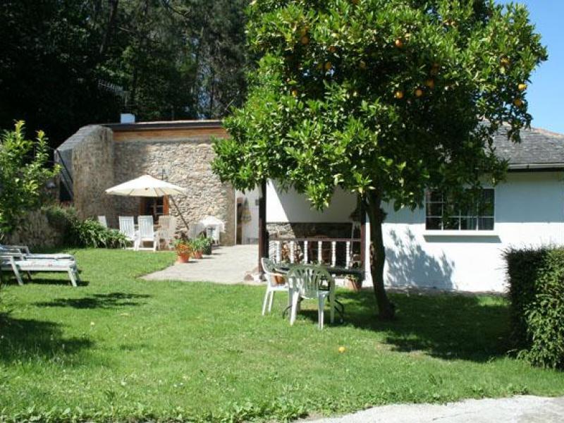 La casa vieja casa rural en trevias asturias clubrural - Casa rural casavieja ...