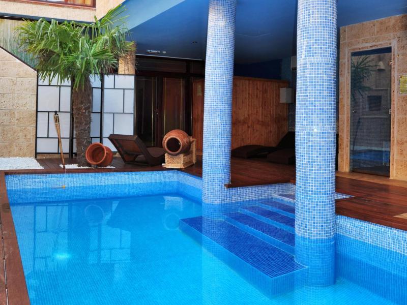 Casa spa la villa casa rural en villanueva del campillo vila clubrural - Casas rurales en avila baratas ...