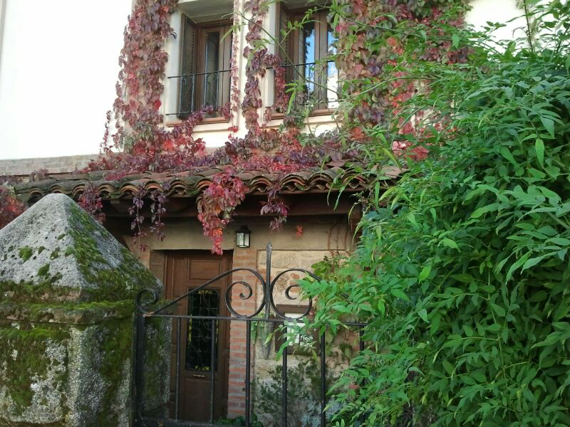 Casa san andr s casa rural en san esteban del valle vila clubrural - Casa rural san esteban del valle ...