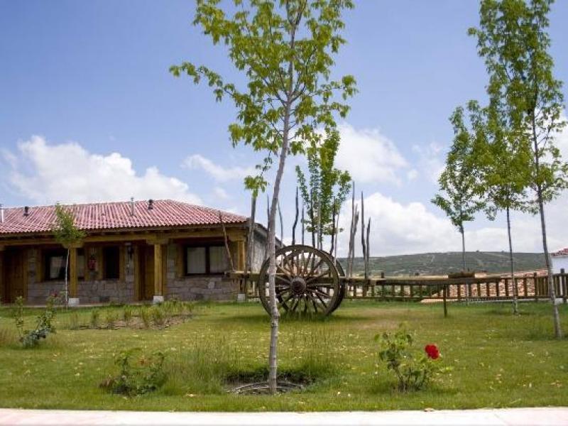 Albergue tur stico san ant n casa rural en villanueva del campillo vila clubrural - Villanueva de avila casa rural ...