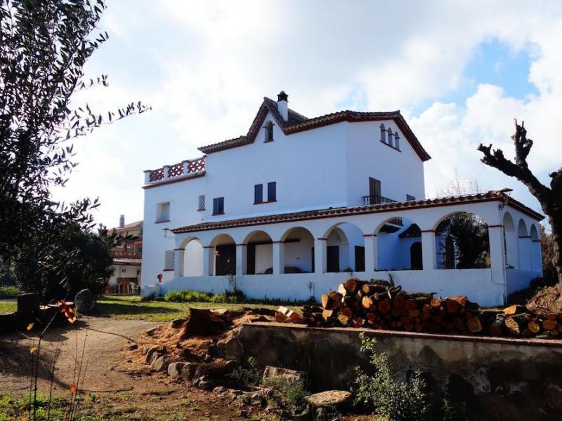 La ronsana casa rural en santa eulalia de ron ana - Chimeneas santaeulalia ...