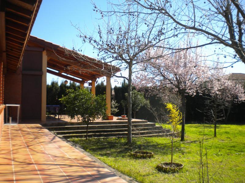 La casa de la magnolia vivienda vacacional en plasencia c ceres clubrural - Casa rural plasencia ...